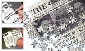 """Times Newspaper Puzzle"